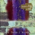 Brian Eno - The Essential Fripp & Eno CD (album) cover