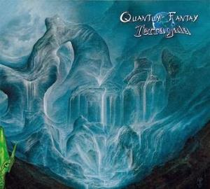 Quantum Fantay - Terragaia CD (album) cover