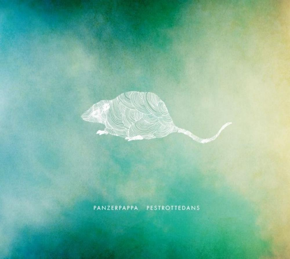Panzerpappa - Pestrottedans CD (album) cover
