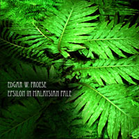 Edgar Froese - Epsilon In Malaysian Pale CD (album) cover