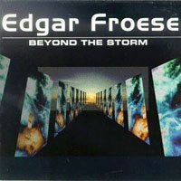 Edgar Froese - Beyond The Storm CD (album) cover
