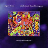 Edgar Froese - Introduction To The Ambient Highway CD (album) cover