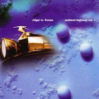 Edgar Froese - Ambient Highway Vol. 1 CD (album) cover