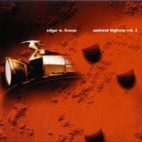 Edgar Froese - Ambient Highway Vol. 2 CD (album) cover