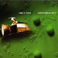 Edgar Froese - Ambient Highway Vol. 3 CD (album) cover
