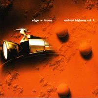 Edgar Froese - Ambient Highway Vol. 4 CD (album) cover
