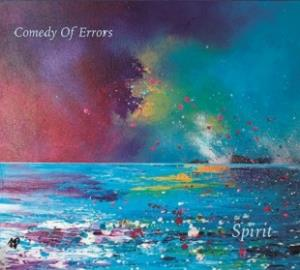 Comedy Of Errors - Spirit CD (album) cover