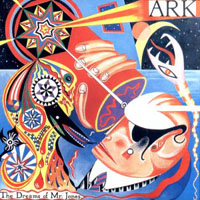 Ark (eng) - The Dreams Of Mr Jones CD (album) cover