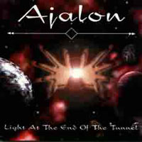 AJALON - Light At The End Of The Tunnel CD album cover