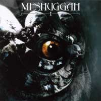 Meshuggah I CD album cover
