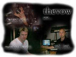 THE VOW image groupe band picture