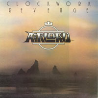 Airlord - Clockwork Revenge CD (album) cover
