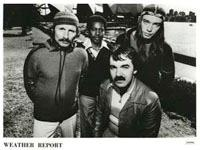 WEATHER REPORT image groupe band picture