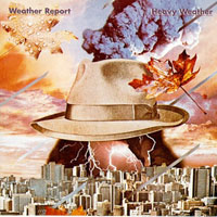 Weather Report - Heavy Weather CD (album) cover