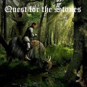 Yak - Quest For The Stones CD (album) cover