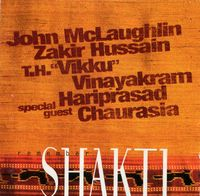 Shakti And John Mclaughlin - Remember Shakti CD (album) cover