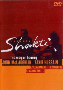 Shakti And John Mclaughlin - Remember Shakti - The Way Of Beauty DVD (album) cover