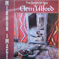 Clem Alford - Mirror Image CD (album) cover