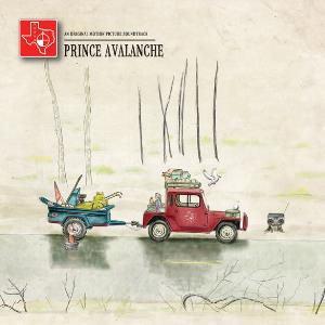 EXPLOSIONS IN THE SKY - Prince Avalanche (an Original Motion Picture Soundtrack) (with David Wingo) CD album cover
