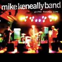 Mike Keneally - Guitar Therapy Live CD (album) cover