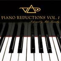 Mike Keneally - Vai Piano Reductions Vol. 1 CD (album) cover