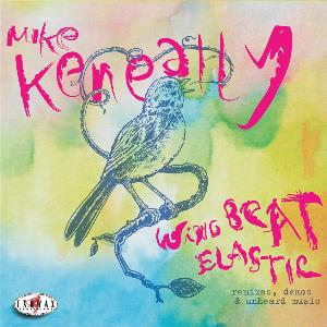 Mike Keneally - Wing Beat Elastic: Remixes, Demos & Unheard Music CD (album) cover