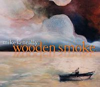 Mike Keneally - Wooden Smoke CD (album) cover