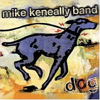 Mike Keneally - Dog CD (album) cover