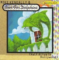 Mike Keneally - Half Alive In Hollywood CD (album) cover