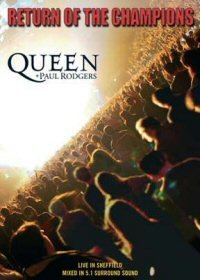 Queen - Return Of The Champions DVD (album) cover