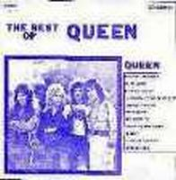 Queen - The Best Of Queen CD (album) cover