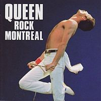 Queen - Rock Montreal CD (album) cover