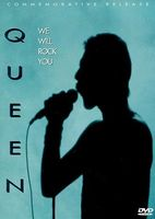 Queen - We Will Rock You DVD (album) cover