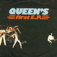 Queen - Queen's First E.p. CD (album) cover