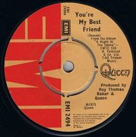 Queen - You're My Best Friend / '39 CD (album) cover