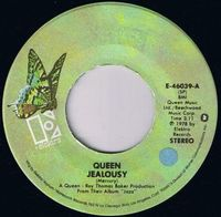 Queen - Jealousy / Fun It CD (album) cover