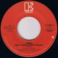 Queen - Need Your Loving Tonight / Rock It (prime Jive) CD (album) cover