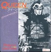 Queen - Princes Of The Universe / A Dozen Red Roses For My Darling CD (album) cover