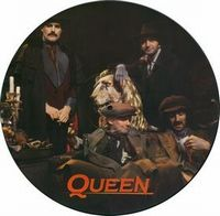 Queen - A Kind Of Magic [picture Disc] CD (album) cover