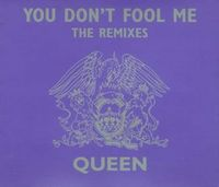 QUEEN - You Don't Fool Me - The Remixes CD album cover