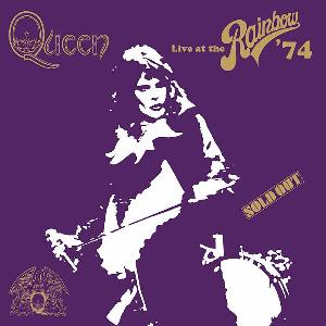 Queen - Live At The Rainbow '74 CD (album) cover