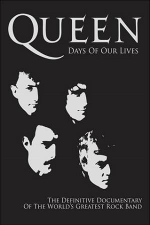 Queen - Days Of Our Lives DVD (album) cover
