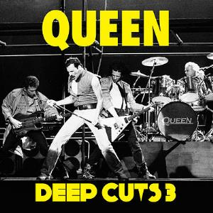 Queen - Deep Cuts, Volume 3 (1984-1995) CD (album) cover