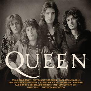 Queen - Icon CD (album) cover