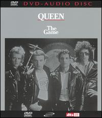 Queen - The Game DVD (album) cover