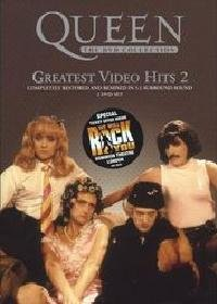 Queen - The Greatest Video Hits 2 DVD (album) cover