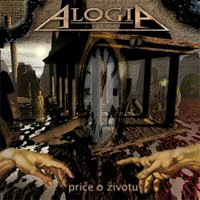 Alogia - Price O Zivotu CD (album) cover