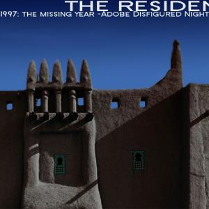 The Residents - 1997: The Missing Year - Adobe Disfigured Night CD (album) cover