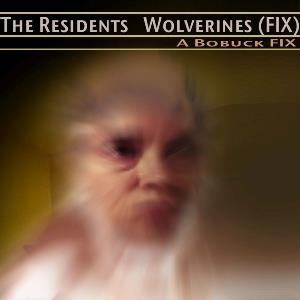 The Residents - Wolverines (fix) CD (album) cover