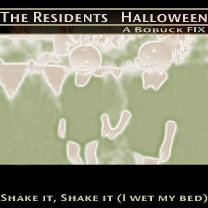 The Residents - Halloween CD (album) cover